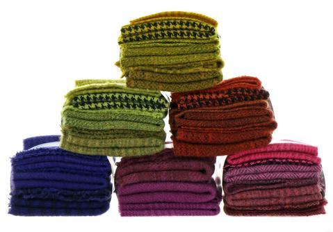 Sue Spargo Textured Wool Bundles