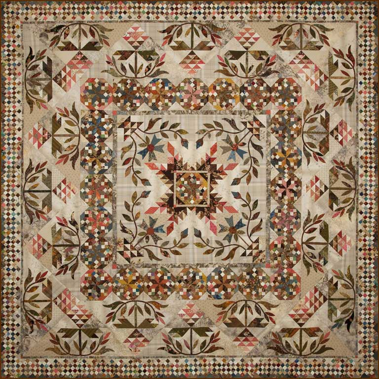 Common Bride By Edyta Sitar Of Laundry Basket Quilts