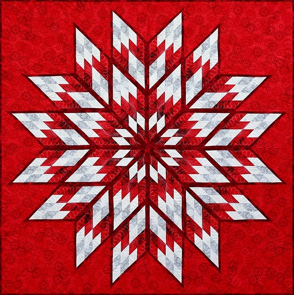 Redesigned In Red White And Black By Judy Niemeyer By
