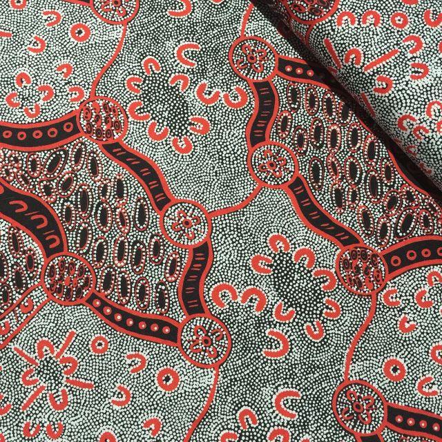 Aboriginal Art Fabric 20 Pieces 5 Quot Square Charm Pack