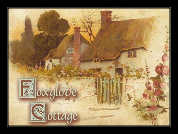 Foxglove Cottage OzQuilts