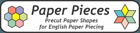 Paper Pieces OzQuilts