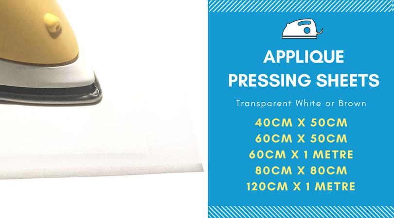 Applique Pressing Sheet