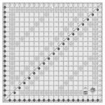 "Creative Grids Ruler 20.5"" Square by Creative Grids Square Rulers"