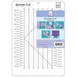 June Tailor Quarter Cut Ruler