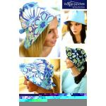Reversible Sun Hat by Indygo Junction Clothing & Toys - OzQuilts