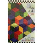 Baby Blocks One Patch Pattern & Template 60 Degree Diamond by Come Quilt with Me Quilt Blocks