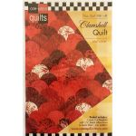 Clamshell One Patch Pattern & Template by Come Quilt with Me Quilt Blocks