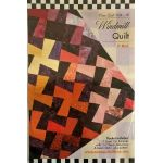 Windmill One Patch Pattern & Template by Come Quilt with Me Quilt Blocks