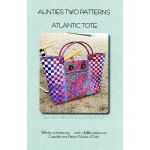 Aunties Two Atlantic Tote by Aunties Two Bag Patterns - OzQuilts