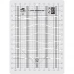 Creative Grids Curved Slotted Ruler by Creative Grids Strip Rulers - OzQuilts