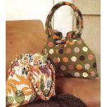 Grommet Grab Bag by Indygo Junction Bag Patterns - OzQuilts