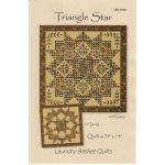Triangle Star by Edyta Sitar of Laundry Basket Quilts
