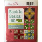 Matilda's Own Back to Basics 5 Grid Patchwork Template Set by Matilda's Own Quilt Blocks - OzQuilts
