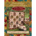 Friendship Strips And Scraps by Edyta Sitar of Laundry Basket Quilts Books - OzQuilts