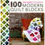 Tula Pinks City Sampler Quilts 100 Modern Quilt Blocks by Tula Pink Books - OzQuilts