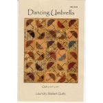 Dancing Umbrella by Edyta Sitar of Laundry Basket Quilts Applique