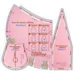 Clover Trace 'n Create Bag Templates Town & Country Collection by Clover Bag Templates - OzQuilts