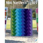 Mini Northern Lights by Jaybird Quilts Quilt Patterns - OzQuilts