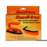Kandi Handi-Iron with Universal Power Adaptor by Kandi Irons & Pressing Aids