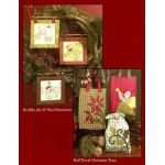 Peppermint & Holly Berries by Art To Heart by Art to Heart Books - OzQuilts