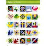 50 Little Paper-Pieced Blocks by C&T Publishing Paper Piecing - OzQuilts
