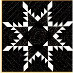 A Flock of Feathered Stars by Kansas City Star Reproduction & Traditional - OzQuilts