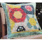 Jawbreaker Pillow by Jaybird Quilts Cushions & Pillows - OzQuilts
