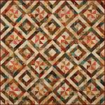 Triangle Swirl by Edyta Sitar of Laundry Basket Quilts Quilt Patterns - OzQuilts