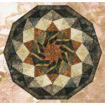 Moroccan Tile Pattern by Phillips Fiber Art Quilt Patterns - OzQuilts