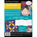 Quiltmaker's Quilting Motifs Volume 4 by Electric Quilt Electric Quilt - OzQuilts