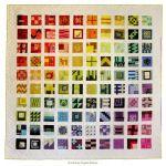 Tula Pinks City Sampler Quilts 100 Modern Quilt Blocks by Tula Pink Modern Quilts - OzQuilts