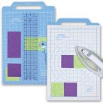 "June Tailor Cut'n Press 12"" x18"" Double-Sided by June Tailor Cutting Mats"