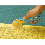 Olfa Splash 45mm Quick Change Rotary Cutter by Olfa Rotary Cutters - OzQuilts