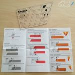 Sidekick Ruler by Jaybird Quilts Triangle Rulers - OzQuilts