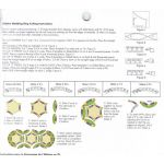 EZ Quilting Golden Wedding Templates by EZ Quilting Quilt Blocks - OzQuilts
