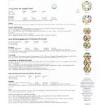 EZ Quilting Josephs Coat Templates by EZ Quilting Quilt Blocks - OzQuilts