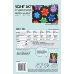 Night Sky Quilt Pattern by Jaybird Quilts Quilt Patterns - OzQuilts
