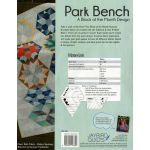 Park Bench Block of the Month by Jaybird Quilts Quilt Patterns - OzQuilts