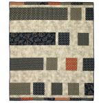 Easy Cut Quilts With a Modern Twist by  Pre-cuts & Scraps - OzQuilts