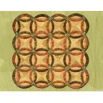 Wedding Ring - Blank Notecards by Quiltworx Greeting Cards - OzQuilts