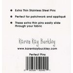 Karen Kay Buckley Perfect Pins by Karen Kay Buckley Appique Pins - OzQuilts