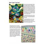 Marti Michell Template Set H, Large Hexagons Plus by Marti Michell Quilt Blocks - OzQuilts