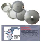 Martelli 60mm Rotary Blades Bulk Pack (20) by Martelli Blades - OzQuilts
