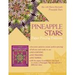 Pineapple Stars: Paper Piecing Patterns by C&T Publishing Paper Piecing - OzQuilts