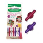 Clover Pom Pom Makers - Set of 4 Packs by Clover Pom Pom Makers - OzQuilts
