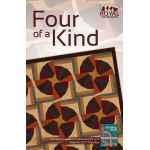 Four Of A Kind Pattern by Phillips Fiber Art Quilt Patterns - OzQuilts