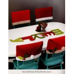 Table Please Part Two by Art to Heart Christmas - OzQuilts