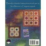 Mariner's Compass Quilts Reach For the Stars (2nd edition) by  Paper Piecing - OzQuilts