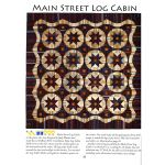 Judy Martin's Extraordinary Log Cabin Quilts by Judy Martin Quilt Books - OzQuilts